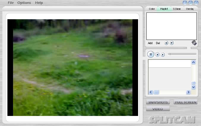 Click to view Divide Video Stream 2.5 screenshot